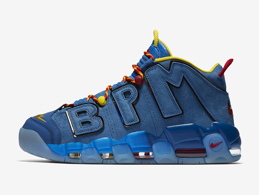 Doernbecher Nike Air More Uptempo AH6949-446