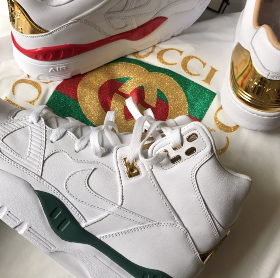Don C Nike Air Force 2 3 Gucci