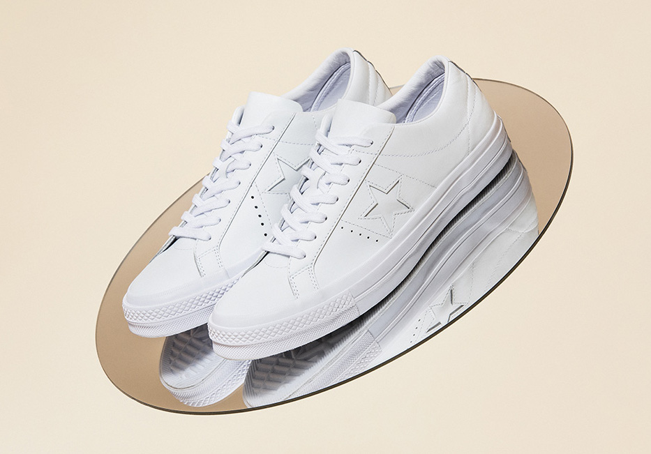 Engineered Garments x Converse One Star Collection