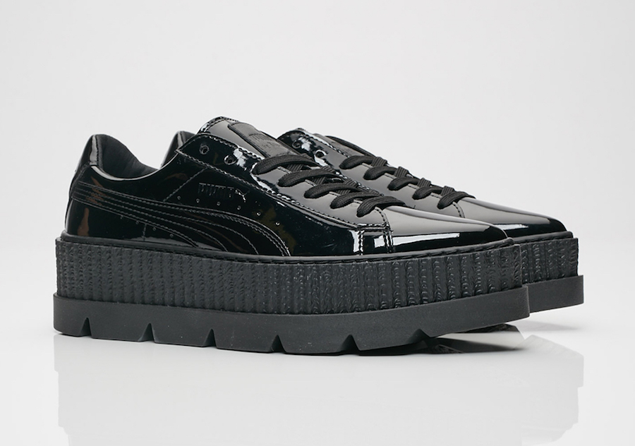 Fenty Puma by Rihanna Pointy Creeper Patent