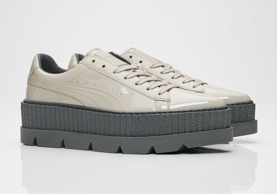 the latest 1370a 15451 Fenty Puma by Rihanna Pointy Creeper Patent | SneakerFiles
