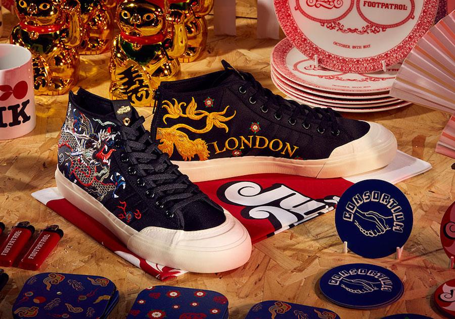 Footpatrol Juice adidas Consortium Sneaker Exchange