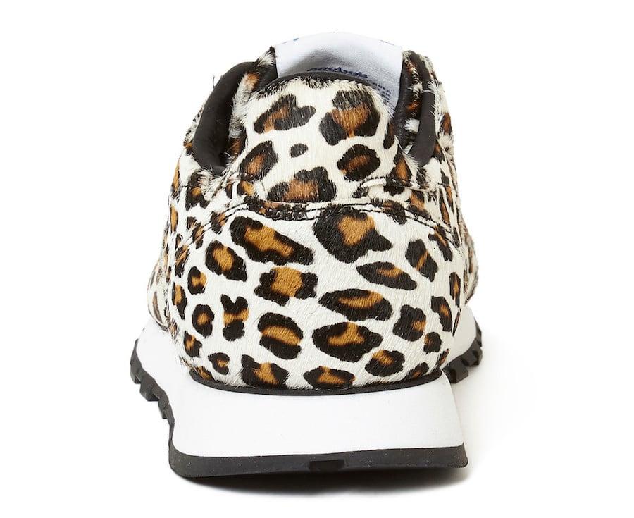 Head Porter Plus Reebok Classic Leather Leopard