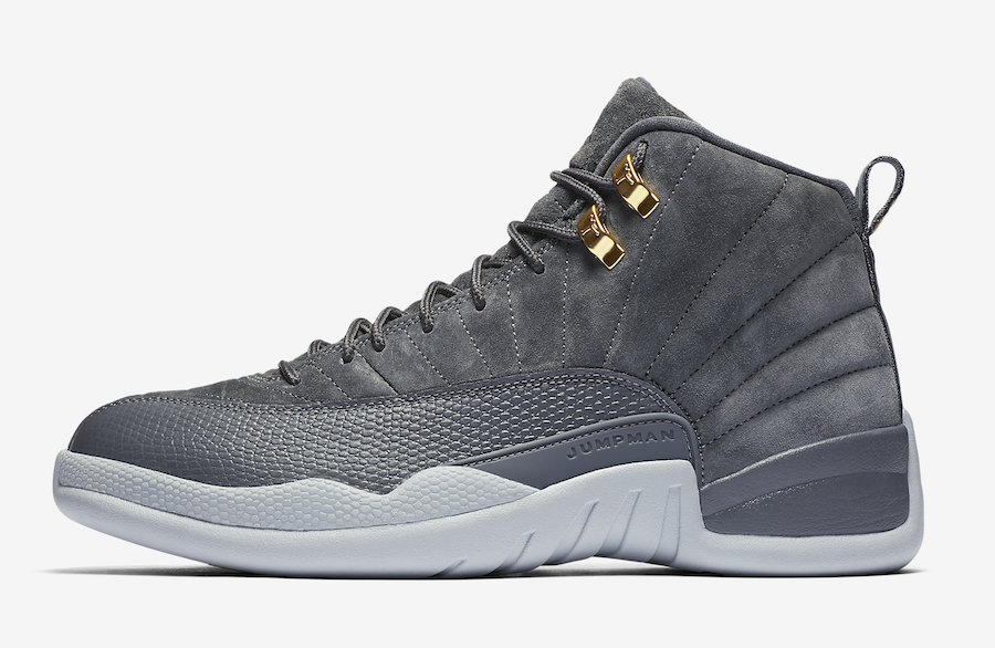 Jordan 12 Dark Grey Retro 130690-005