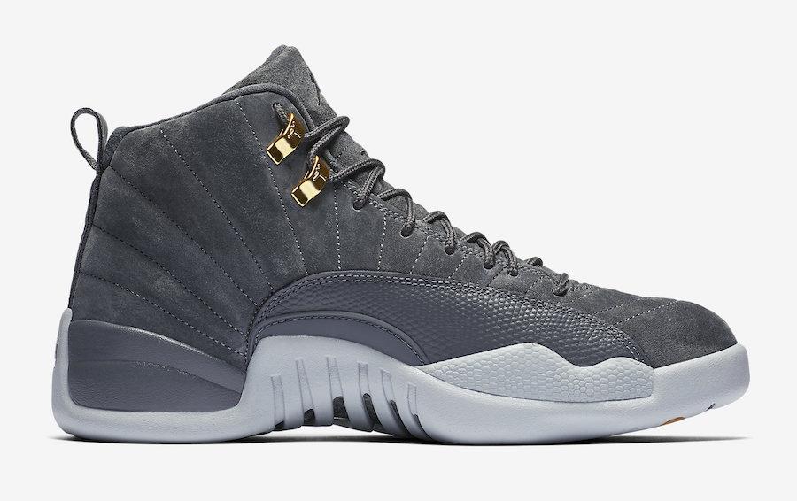 Jordan 12 Dark Grey Retro 130690-005