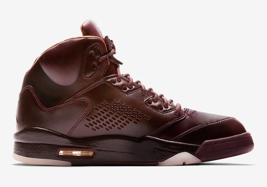 Jordan 5 Premium Bordeaux 881432-612
