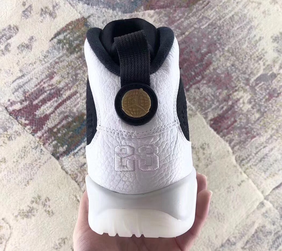 pretty nice 1fc45 5ea40 Air Jordan 9 LA Los Angeles All-Star 302370-021 | SneakerFiles