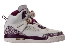 Jordan Spizike Bordeaux Metallic Red Bronze