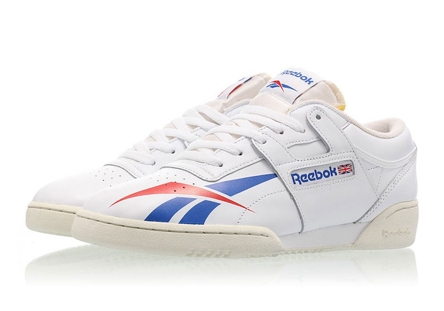 Kasina Reebok Workout Low