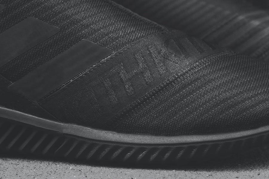 KITH adidas Soccer Season 2 Triple Black New York Cobras
