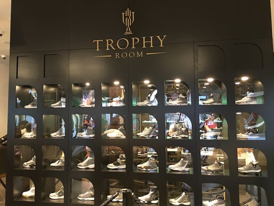 Marcus Jordan Trophy Room Air Jordan