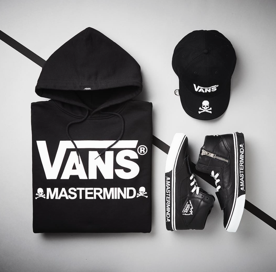 mastermind Japan Vans Mountain Edition