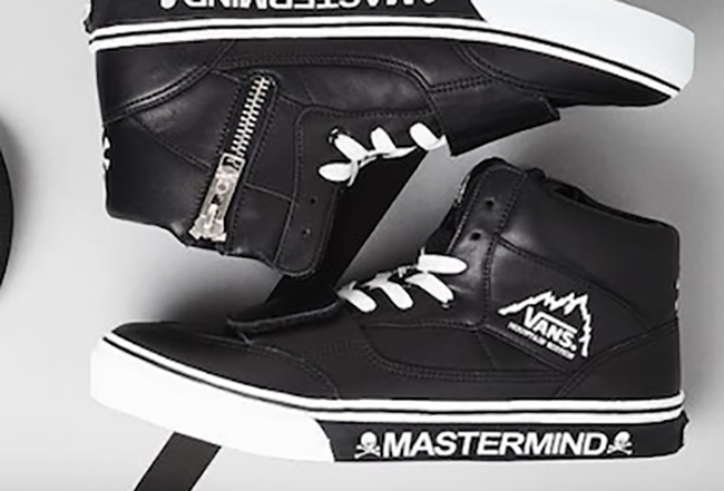 3aa233d889 mastermind Japan Vans Mountain Edition