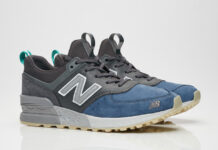 mita sneakers New Balance MS574