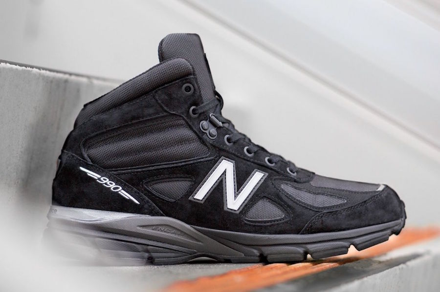 New Balance 990v4 Mid Release Date