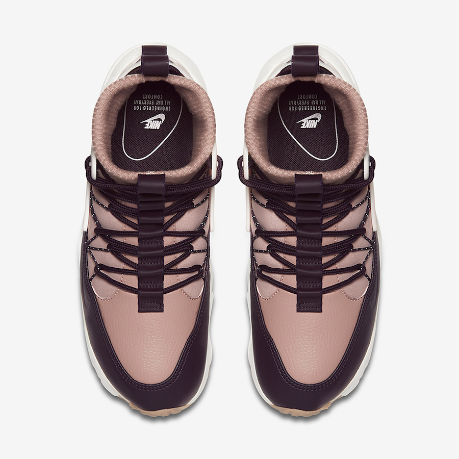Nike Air Footscape Mid Utility Particle Pink