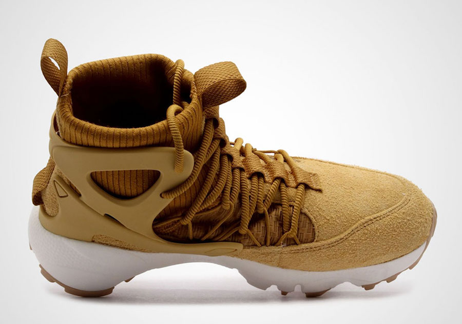 Nike Air Footscape Mid Utility Wheat