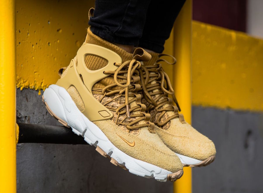 Nike Air Footscape Mid Utility WMNS Wheat