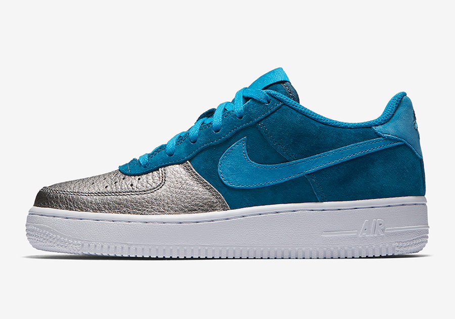 Nike Air Force 1 Low Green Abyss