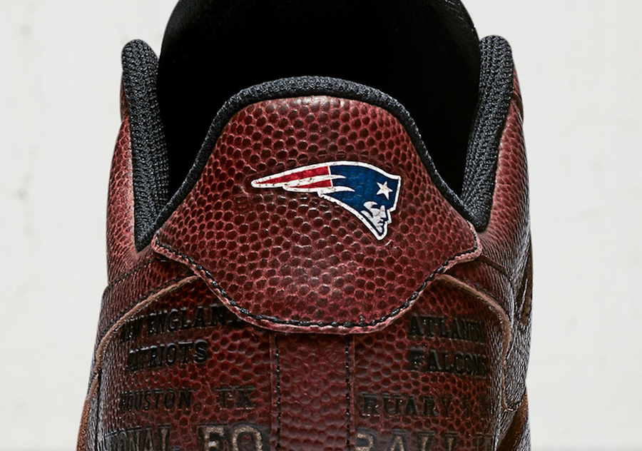 Nike Air Force 1 Low SB51 Comeback Patriots