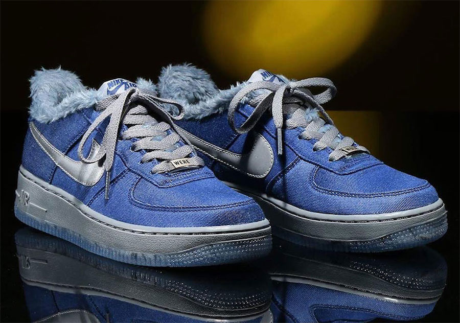 Nike Air Force 1 Low Werewolf Halloween Release Date
