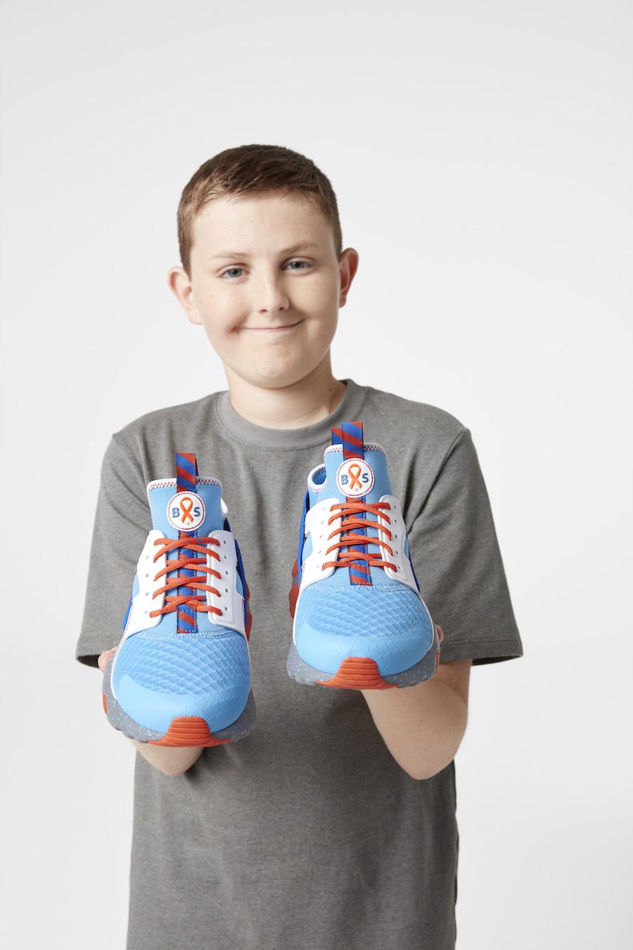 Nike Air Huarache Doernbecher Brayden Sparkman