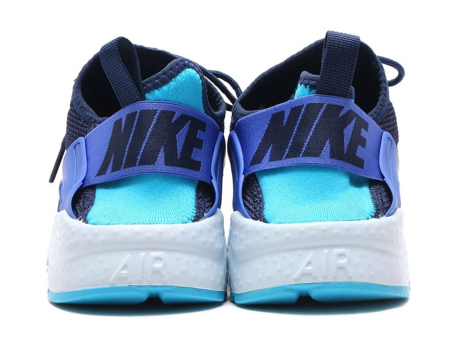 Nike Air Huarache Run Ultra Comet Blue AA0520-400