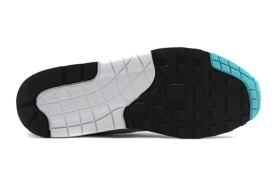Nike Air Max 1 Anniversary Aqua 908375-105