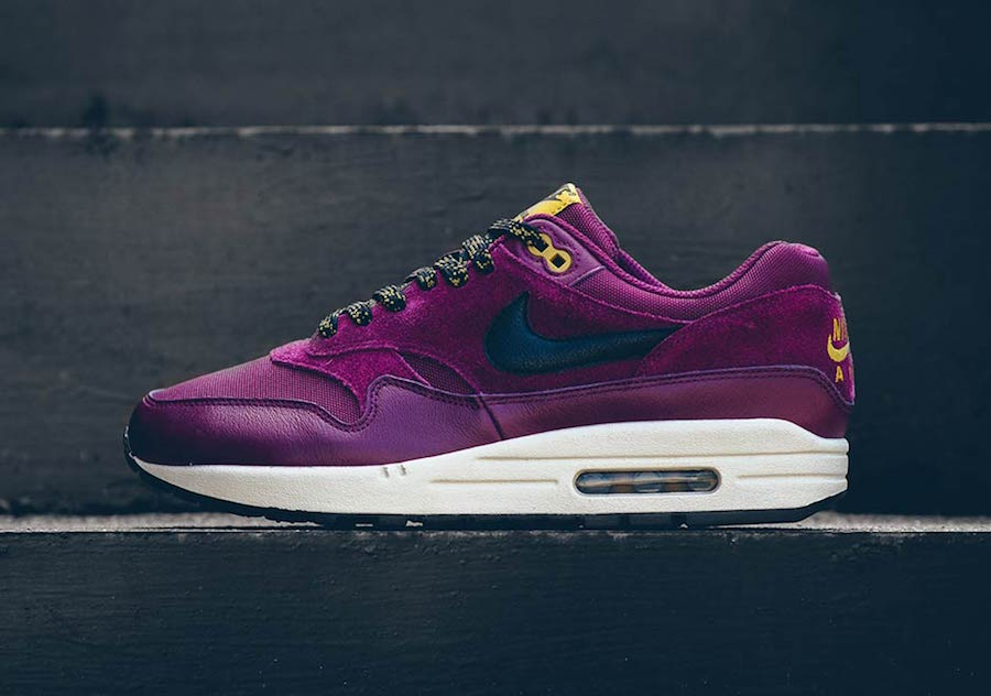 Nike Air Max 1 Premium Bordeaux
