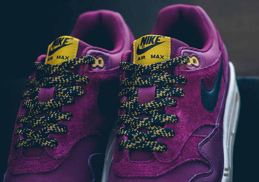 Nike Air Max 1 Premium Bordeaux