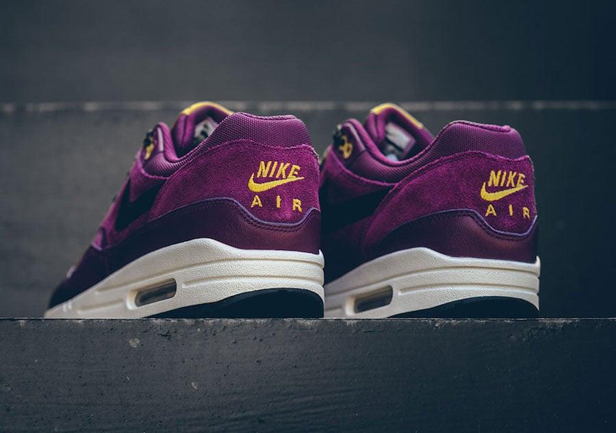 Nike Air Max 1 Premium Bordeaux 875844