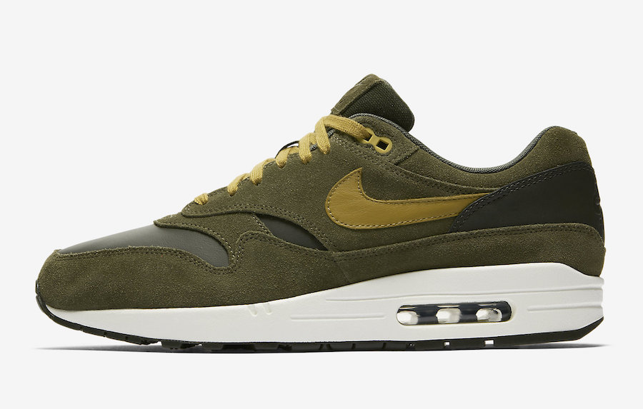 9af1c6baf ... Nike Air Max 1 Premium Sequoia AH9902-300 ...