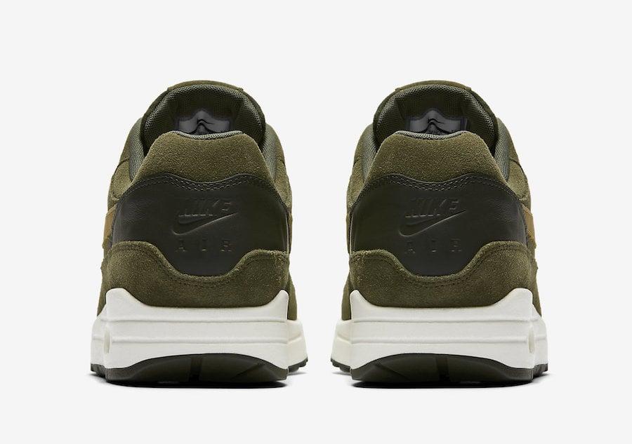 Nike Air Max 1 Premium Sequoia AH9902-300