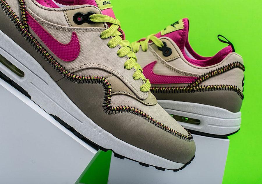 Nike Air Max 1 Ultra 2.0 Mushroom Pink 881103-200