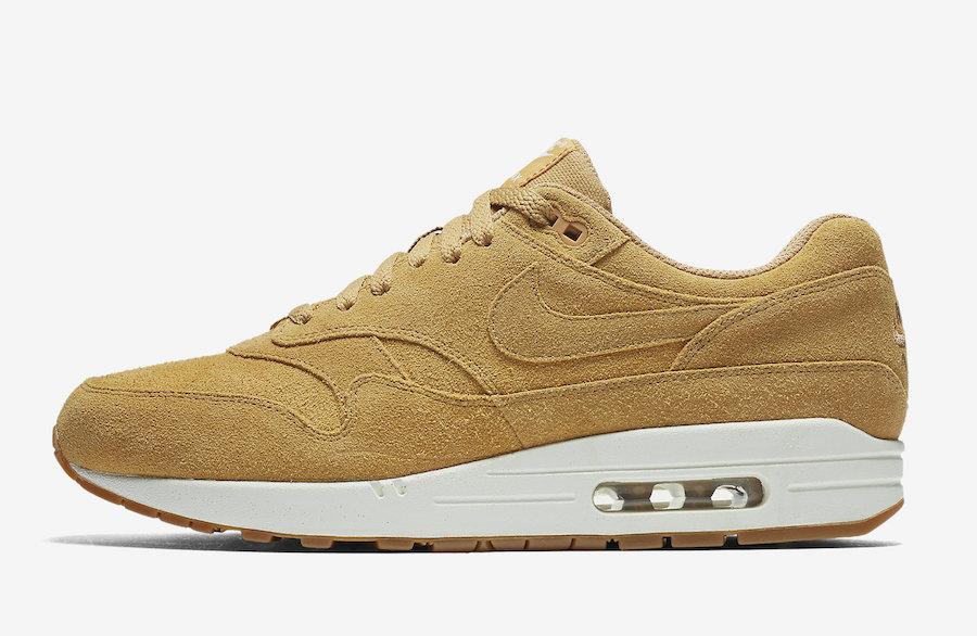 Nike Air Max 1 Wheat Release Date