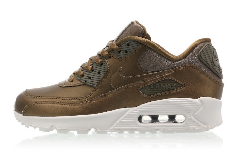 Nike Air Max 90 Metallic Field 896497-901