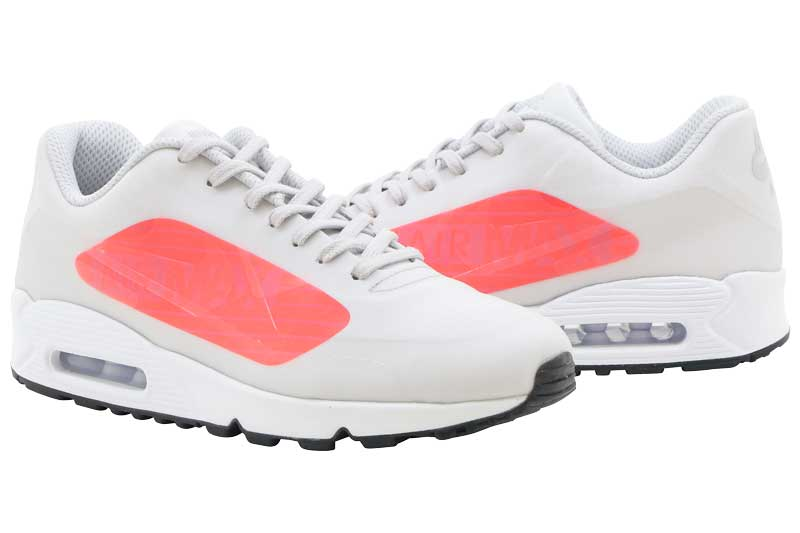 Nike Air Max 90 NS GPX Grey Crimson AJ7182-001