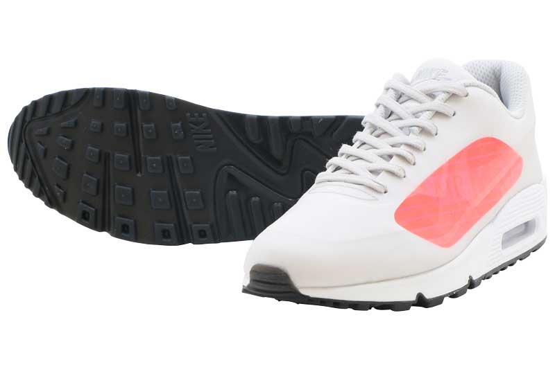 Nike Air Max 90 NS GPX Grey Crimson AJ7182-001