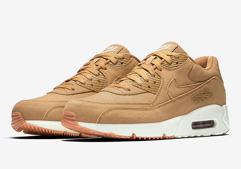 Nike Air Max 90 Ultra 2.0 LTR Flax 924447-200