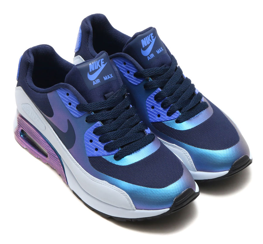 Nike Air Max 90 Ultra 2.0 Comet Blue AA0555-400