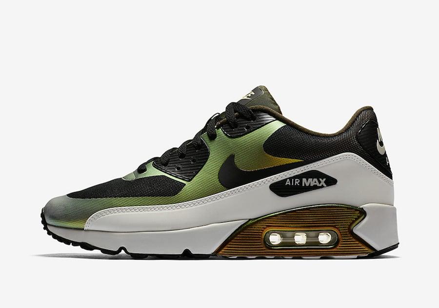 61c140db44 ... Nike Air Max 90 Ultra Pale Citron 876005-700 ...