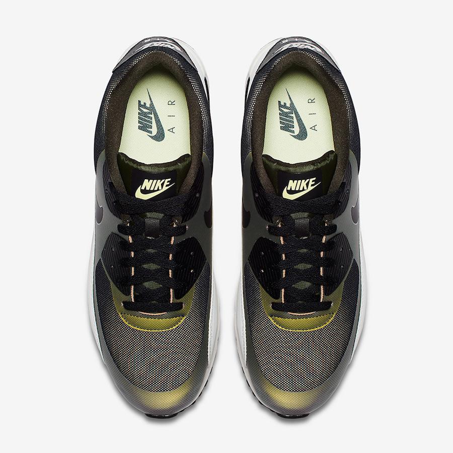 Nike Air Max 90 Ultra Pale Citron 876005-700
