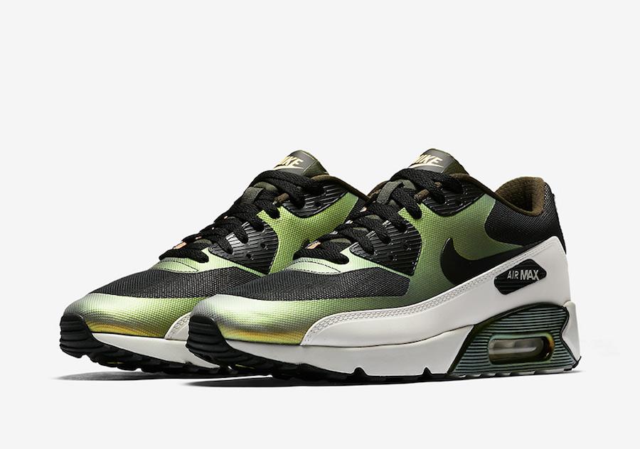 Nike Air Max 90 Ultra Pale Citron 876005-700 | SneakerFiles