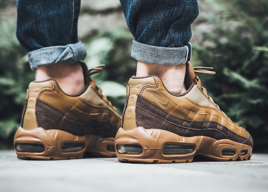 Nike Air Max 95 Baroque Brown