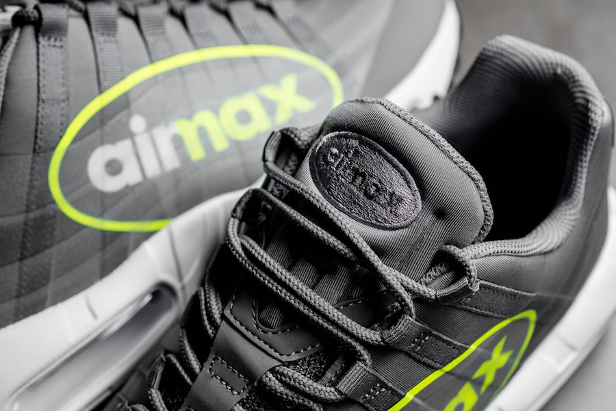Nike Air Max 95 NS GPX Big Logo Volt