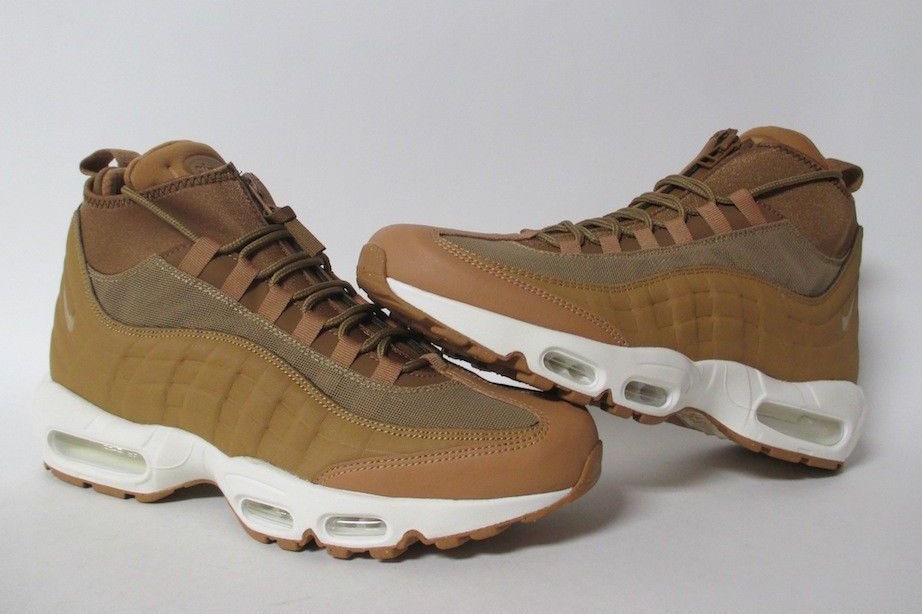 Nike Air Max 95 Sneakerboot Wheat Release Date
