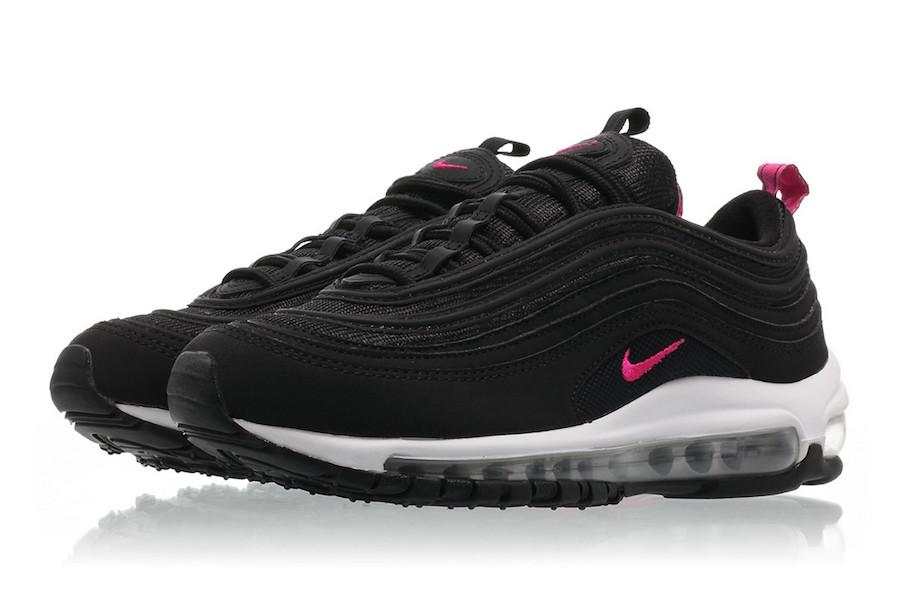 Nike Air Max 97 Black Pink Prime 921523-001