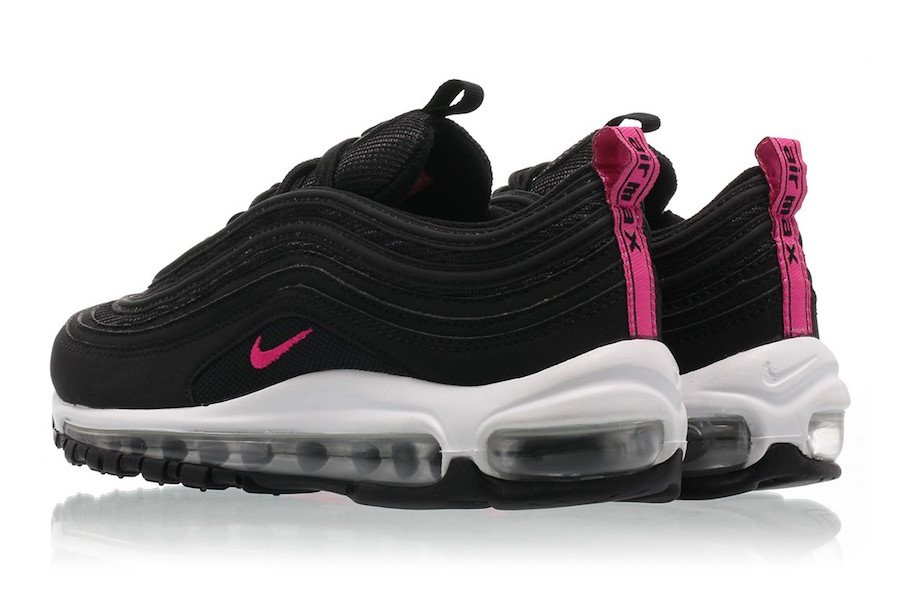 Nike Air Max 97 Black Pink Prime 921523-001 | SneakerFiles