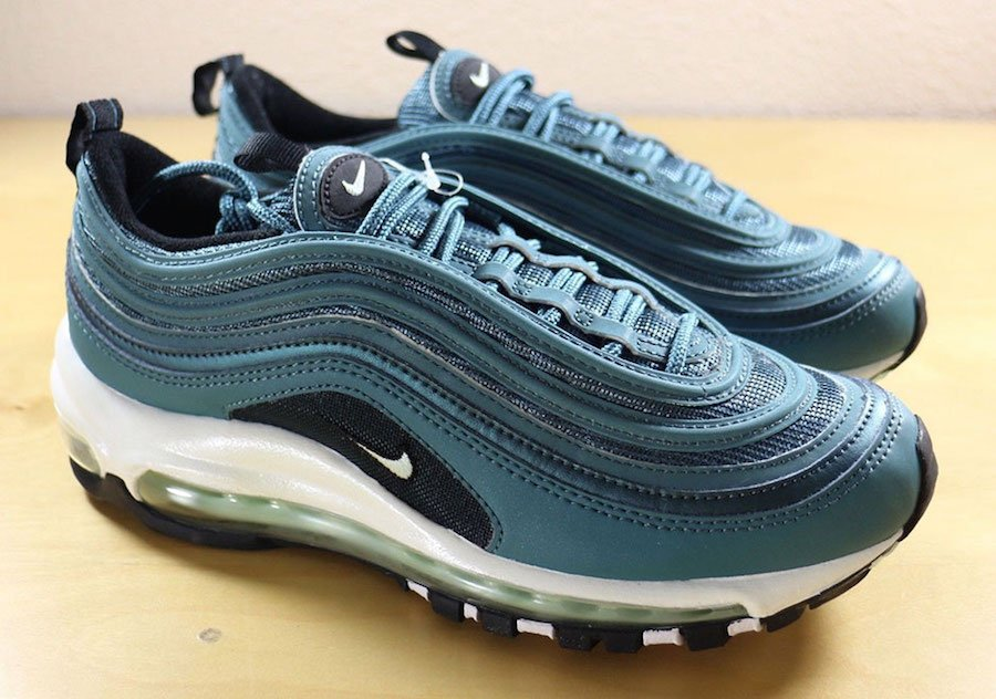 air max 97 blue and green
