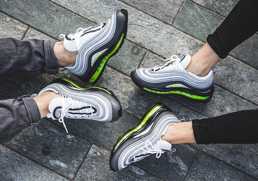 Nike Air Max 97 Neon 921733-003 Release Date | SneakerFiles